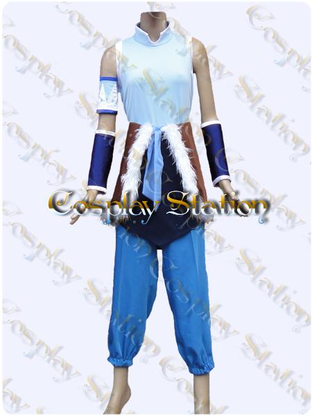 Korra Costume of Korra Korra Cosplay