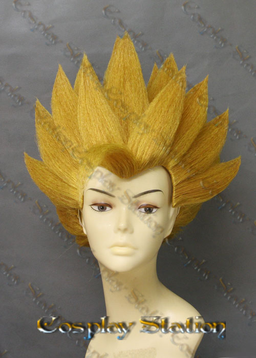 Gohan Super Saiyan Custom Styled Cosplay Wig 250cefc459