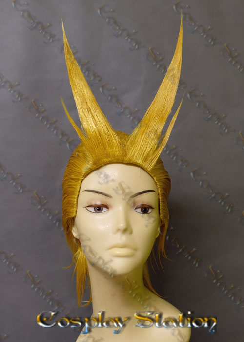 Boku No Hero Academia All Might Custom Made Cosplay Wig