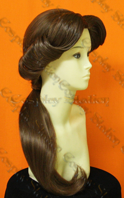 Beauty And Beast Belle Cosplay Wig Belle Custom Made